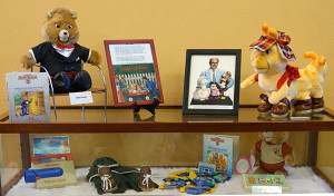teddy ruxpin display 1b