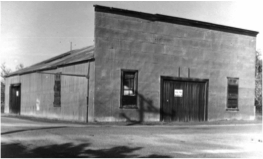 chadbourne garage