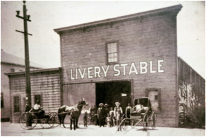 livery stable niles